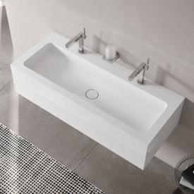 Keuco Edition 300 double washbasin