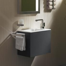 Keuco Edition 300 vanity unit with 1 pull-out compartment front anthracite/corpus anthracite