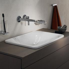 Keuco Edition 400 drop-in washbasin