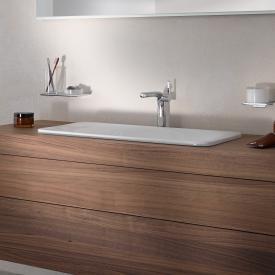 Keuco Edition 400 drop-in washbasin