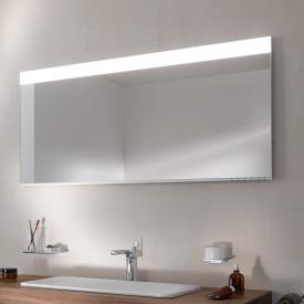 Keuco EDITION 400 LED illuminated mirror adjustable colour temperature, with mirror heating