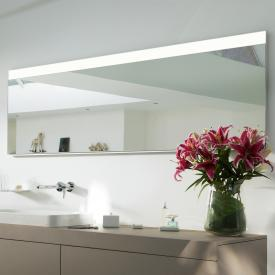 Keuco Edition 400 mirror with DALI LED lighting with mirror heating