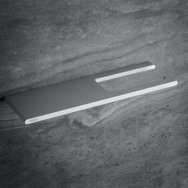 Keuco Edition 400 Porte-rouleau de papier toilette avec tablette