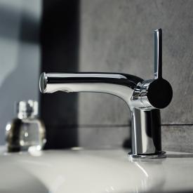 Keuco Edition 400 single lever basin mixer 80 without waste set