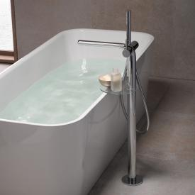 Keuco EDITION 400 single lever bath mixer