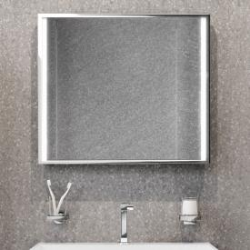 Keuco Edition 90 mirror with LED lighting with mirror heating