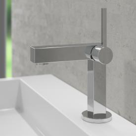 Keuco Edition 90 single lever basin mixer 115 without pop-up waste