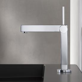 Keuco Edition 90 single lever basin mixer 155 without pop-up waste