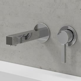 Keuco Edition 90 single lever basin mixer projection: 187 mm