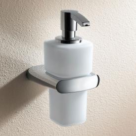 Keuco Elegance foam soap dispenser set