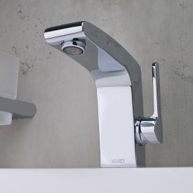 Keuco Elegance single lever basin mixer 120 without waste set