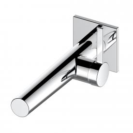 Keuco IXMO concealed, single lever basin mixer, square chrome, projection: 243 mm