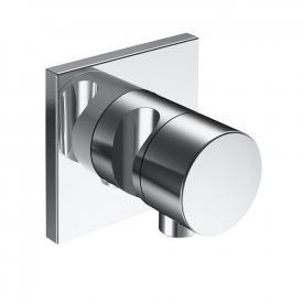 Keuco IXMO concealed two-way stop/diverter valve w. hose connection & shower bracket chrome