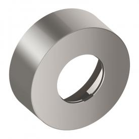Keuco IXMO extension escutcheon for thermostatic fitting, 35 mm, round stainless steel