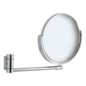 Keuco Plan beauty mirror chrome