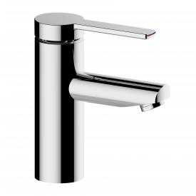 Keuco Plan Blue single lever basin mixer 90 with extended handle without waste set, chrome