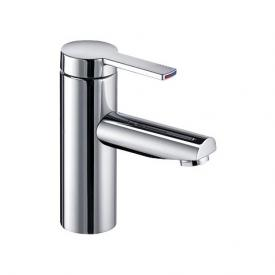 Keuco Plan Blue single lever basin mixer 90 without waste set