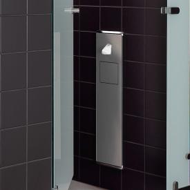 Keuco Plan Integral toilet module aluminium/chrome