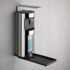Keuco Plan liquid soap and disinfectant dispenser chrome