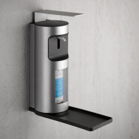 Keuco Plan liquid soap and disinfectant dispenser chrome
