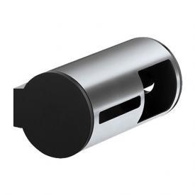 Keuco Plan multiple toilet roll dispenser 14969 silver anodised