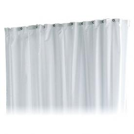 Keuco Plan shower curtain light grey