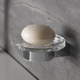Keuco Plan soap dish chrome
