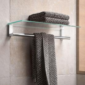 Keuco Plan towel rack chrome