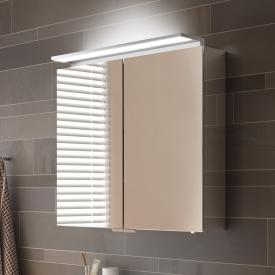 Keuco Royal L1 mounted mirror cabinet with 2 doors
