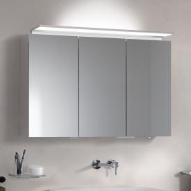 Keuco Royal L1 mounted mirror cabinet with 3 doors