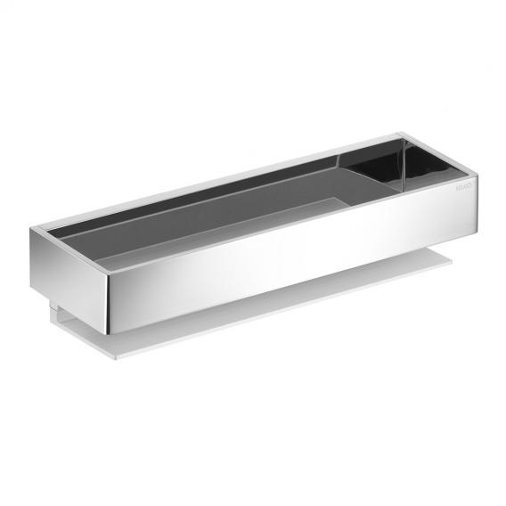 Keuco Edition 11 shower basket silver anodised/chrome