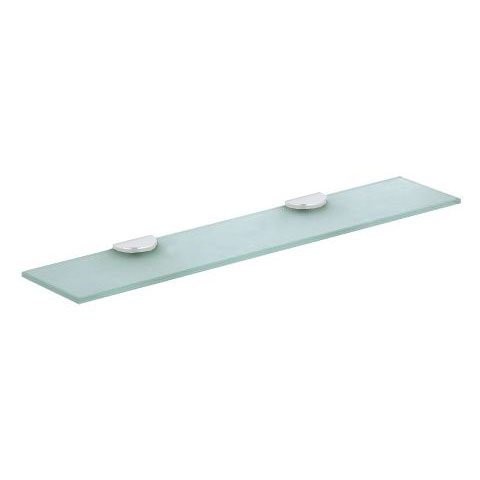 Keuco Edition 300 glass shelf 1250 x 120 x 8 mm