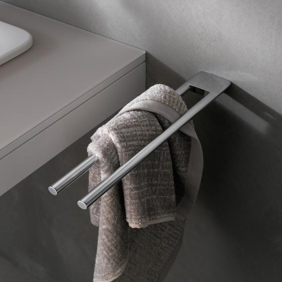 Keuco Edition 400 double, fixed towel bar