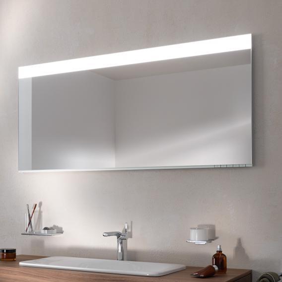 Keuco Edition 400 LED illuminated mirror adjustable colour temperature, with mirror heating