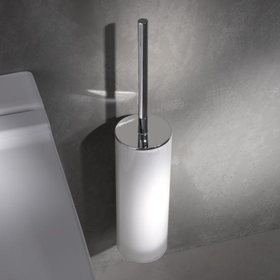 Keuco Edition 400 toilet brush set, wall-mounted