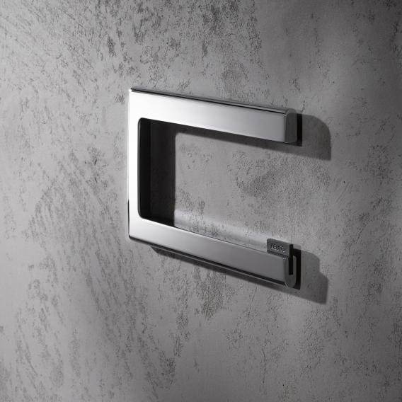 Keuco Edition 400 toilet roll holder chrome