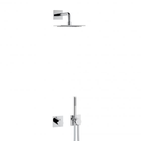 Keuco IXMO shower system, with IXMO Pure thermostat, square