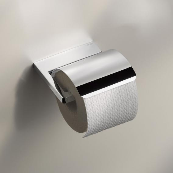 Keuco Moll toilet roll holder with cover
