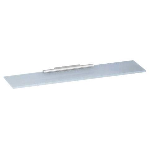 Keuco Plan crystalline glass shelf 550 x 120 x 8 mm