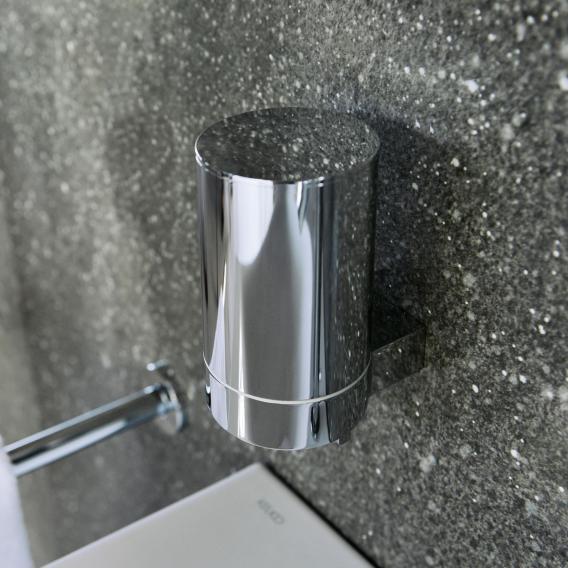 Keuco PLAN lotion dispenser chrome