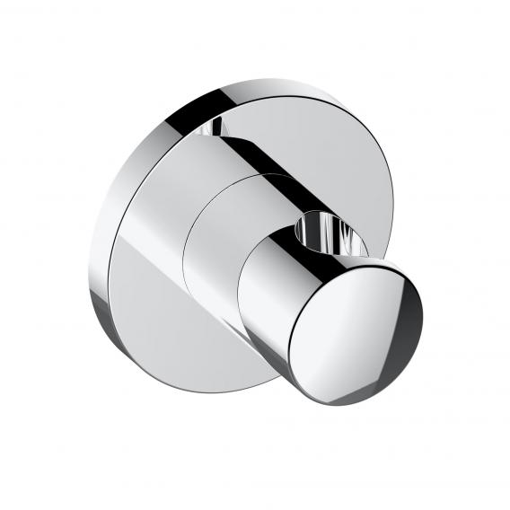 Keuco PLAN S wall-mounted shower bracket chrome
