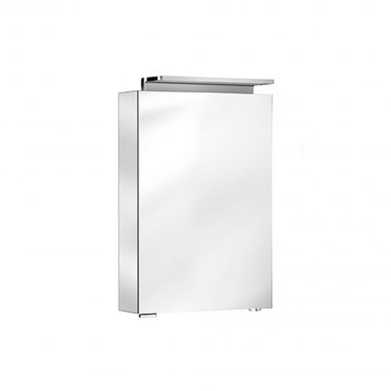 Keuco Royal L1 mounted mirror cabinet hinged left