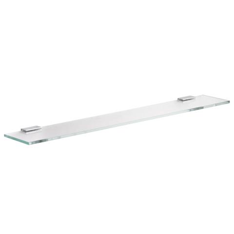 Keuco Edition 11 glass shelf chrome
