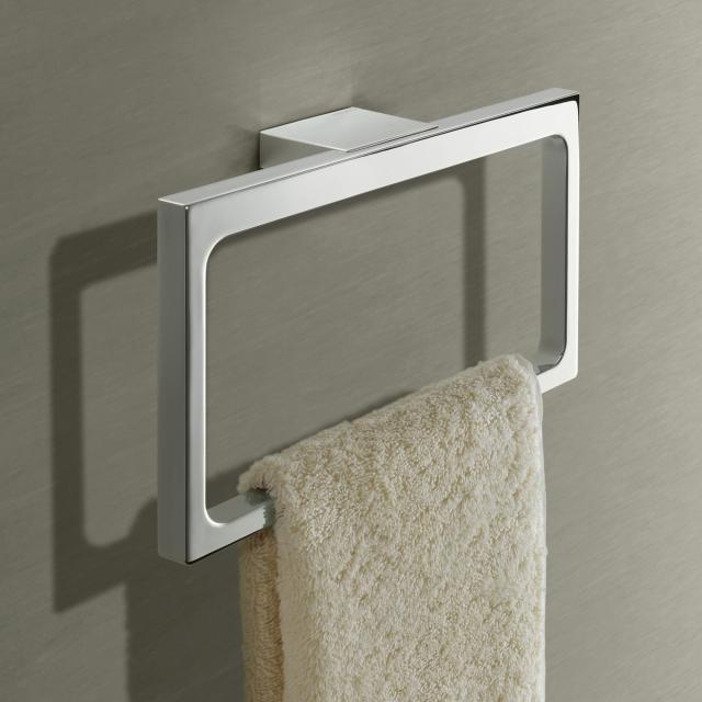 Keuco Edition 11 towel ring chrome