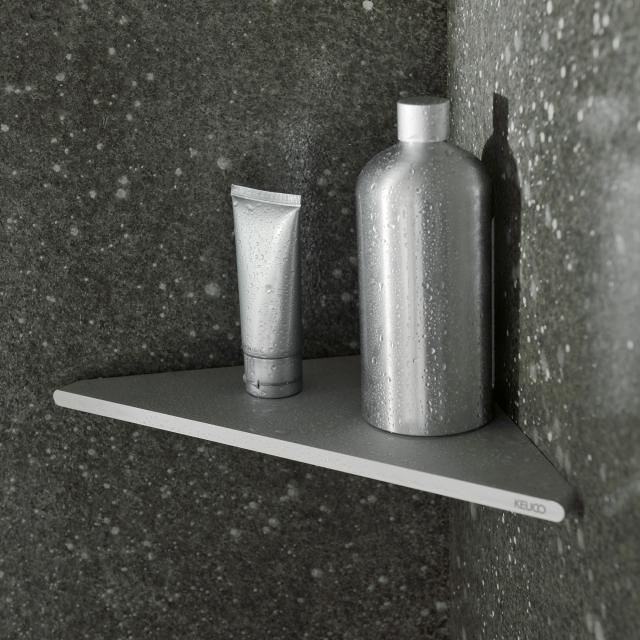 Keuco Edition 400 corner shower shelf