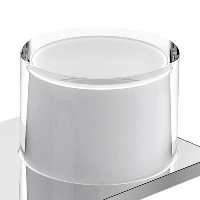 Keuco Edition 400 replacement glass container for lotion dispenser