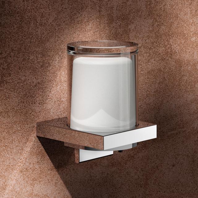 Keuco Edition 90 Square lotion dispenser