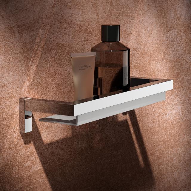 Keuco Edition 90 Square shower shelf