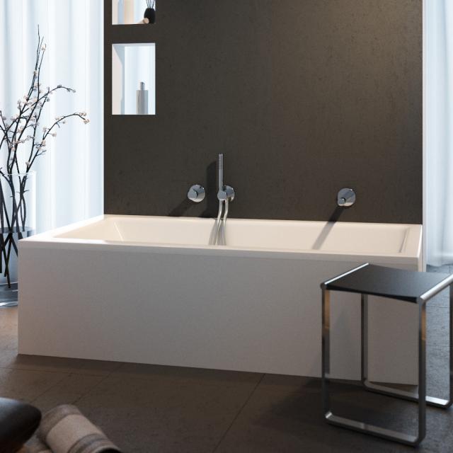 Keuco IXMO bath set, with thermostat and bath spout