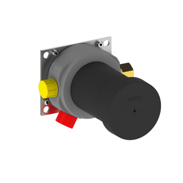 Keuco IXMO concealed function unit for thermostat